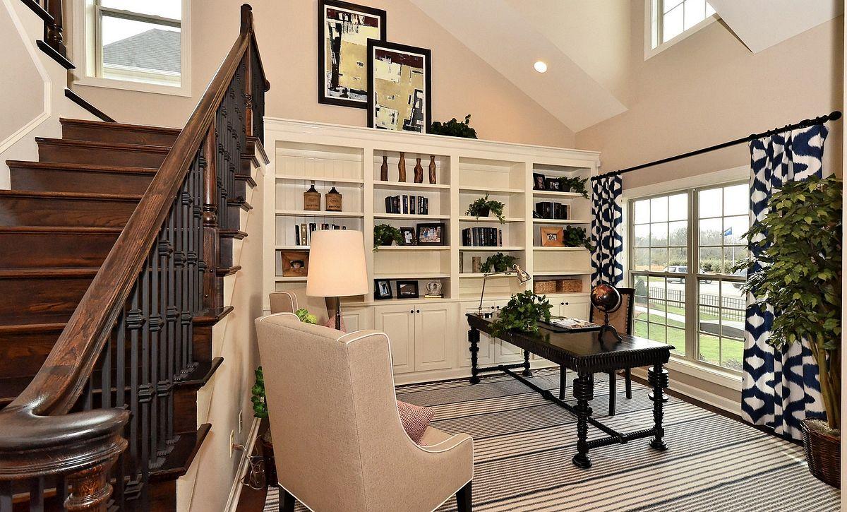 Avalon plan Living Room