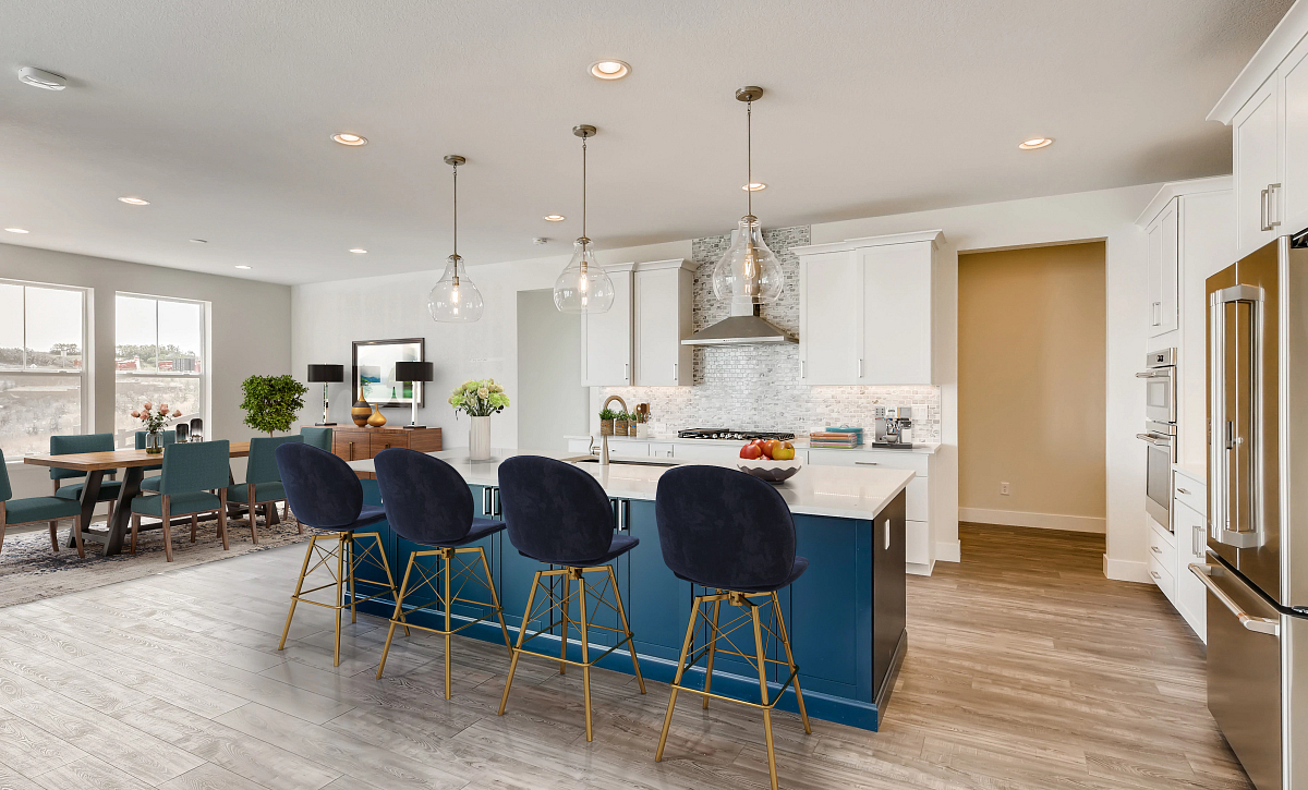 Canyons Luxe Stratton Kitchen + Dining