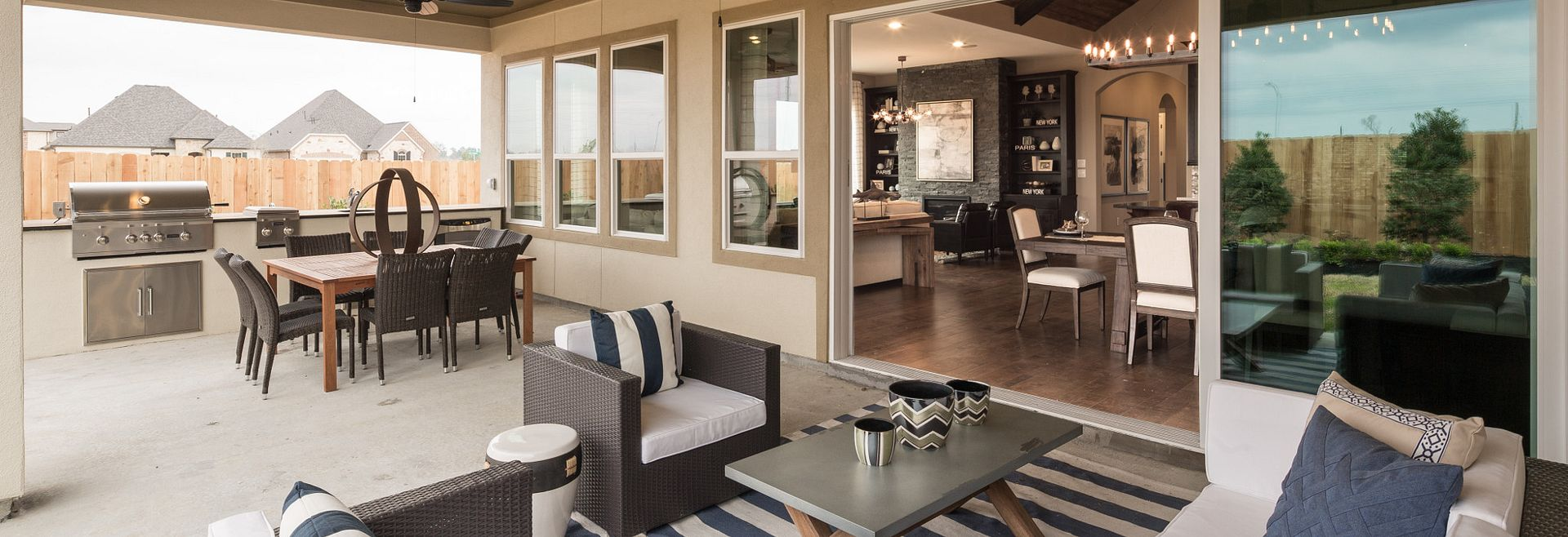 Plan 5114 Outdoor Living