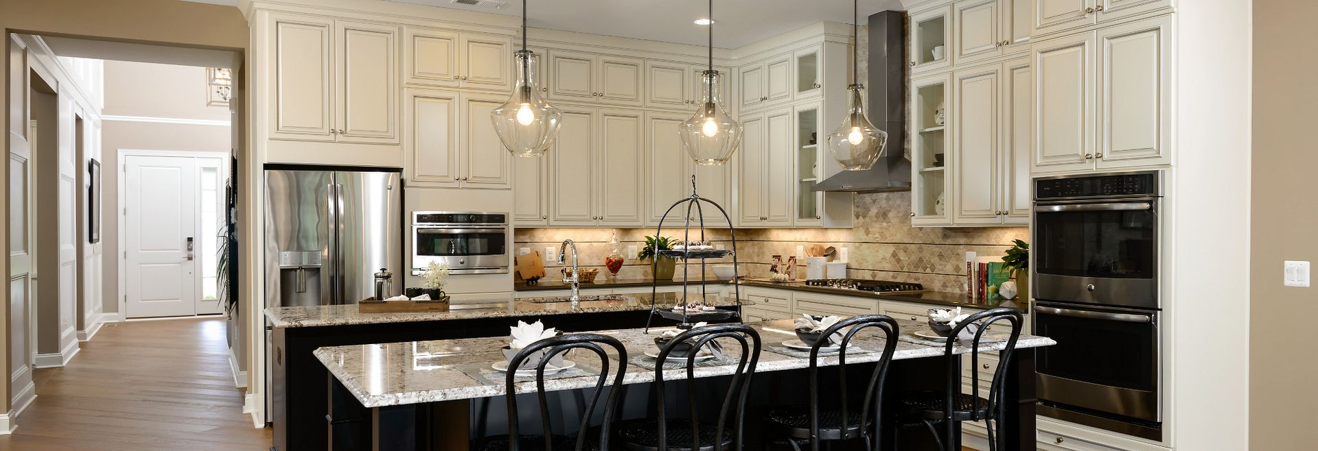 Trilogy at Lake Frederick Plan Engage Kitchen