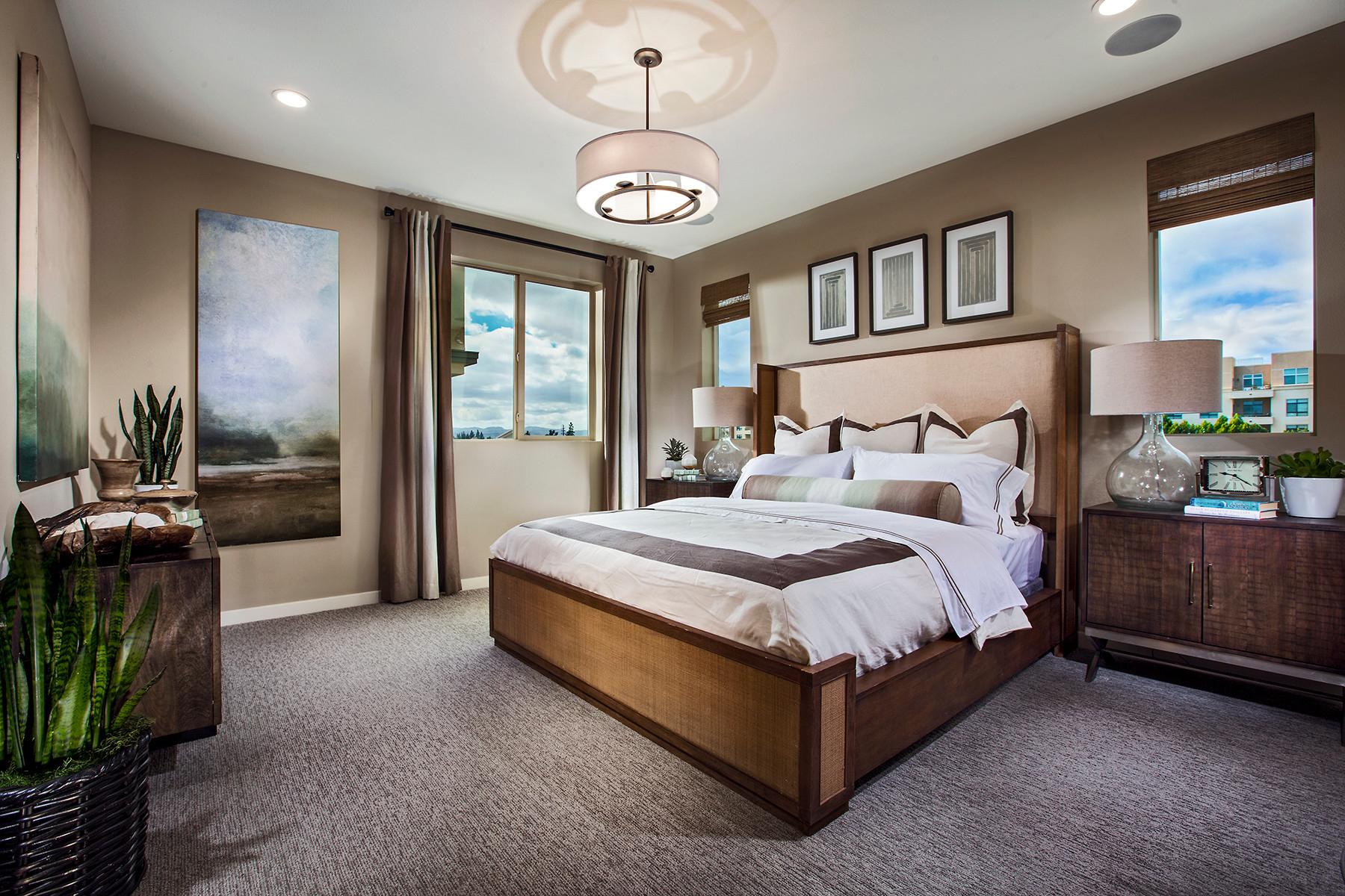 Plan 10 Master Bedroom