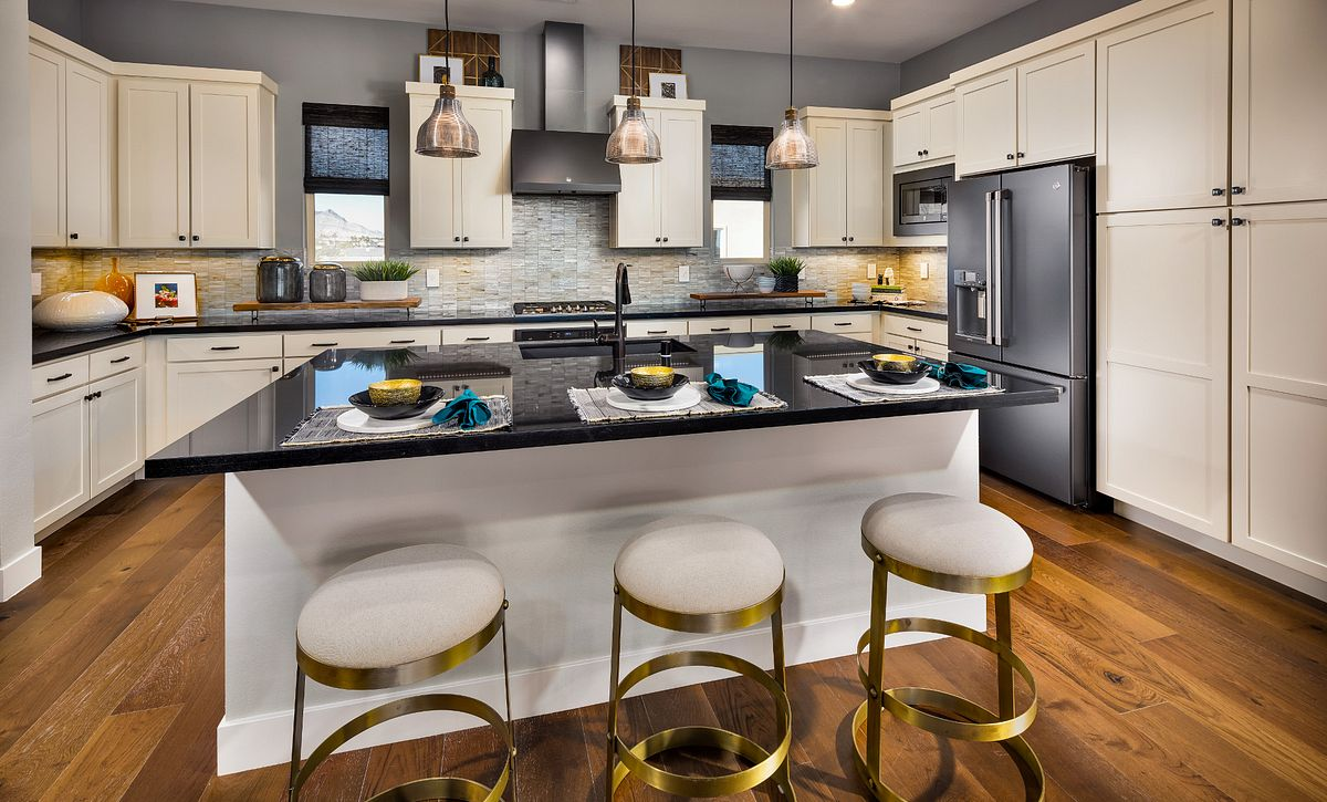 Trilogy Summerlin Splendor Kitchen
