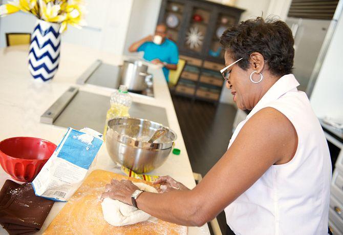 Trilogy Orlando Members in Culinary Studio