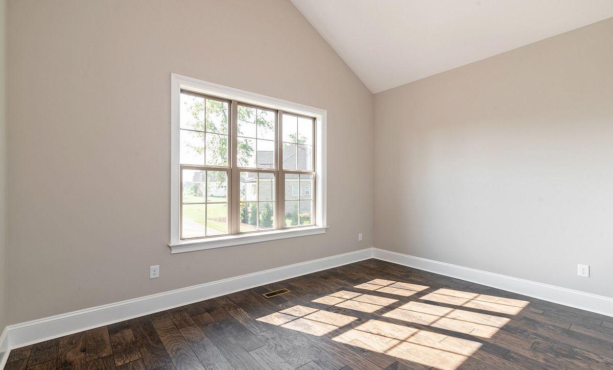 Sycamore Plan Secondary Bedroom