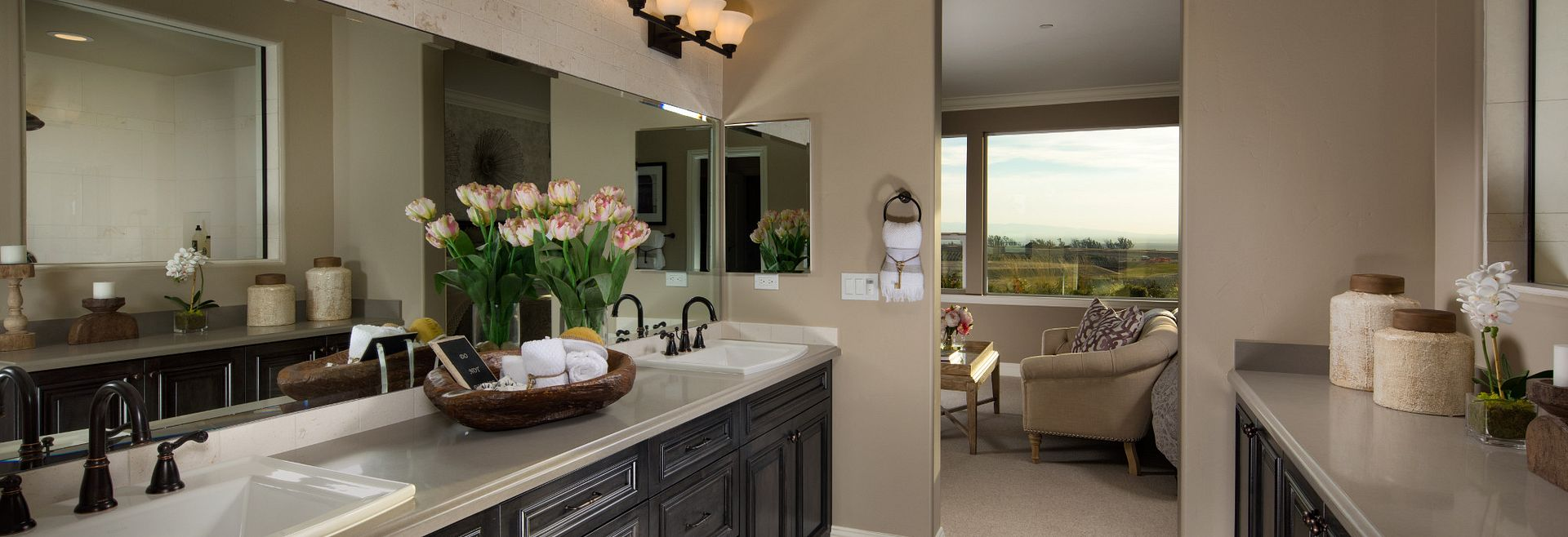 Trilogy Monarch Dunes Harmony Master Bathroom