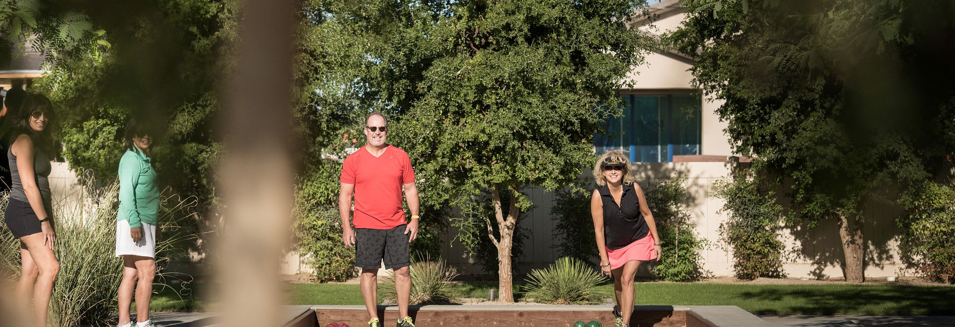 Trilogy Polo Club Homeowners Playing Pickleball