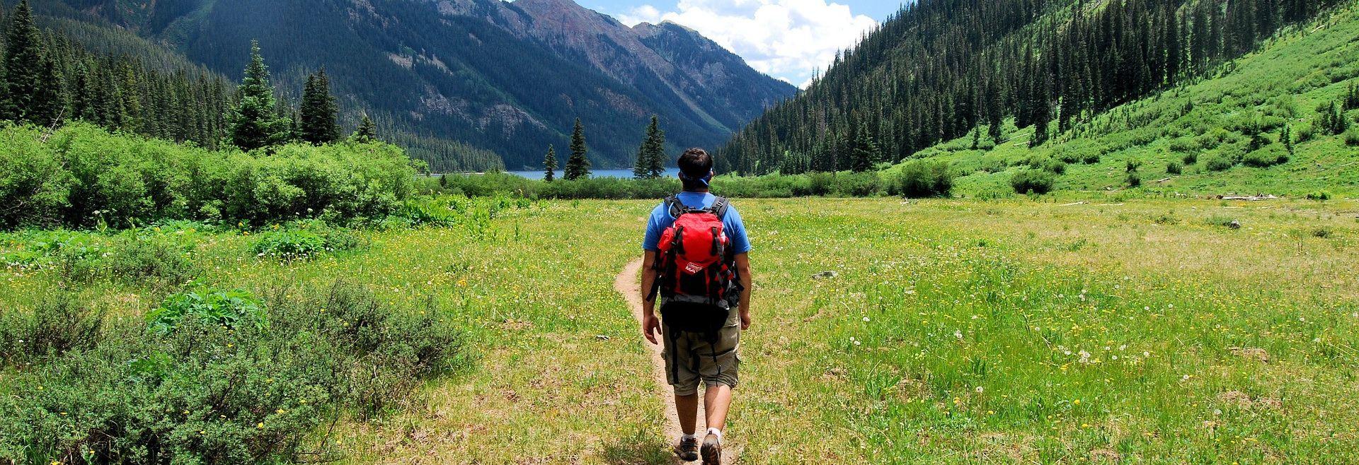 Last Minute Colorado Adventure Back Packing