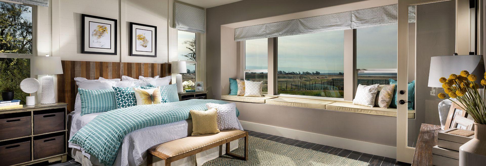 Trilogy Monarch Dunes Ventana Master Bedroom