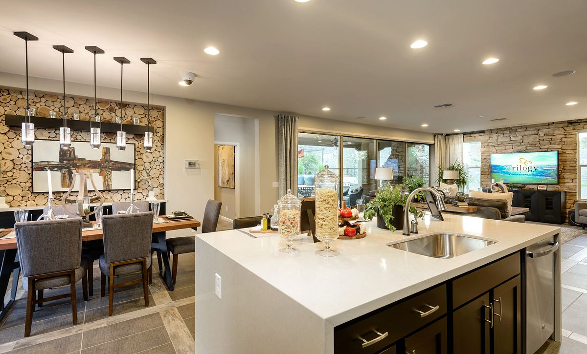 Cypress Model Kitchen