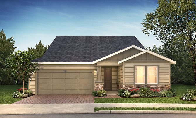 Refresh Exterior A: Craftsman