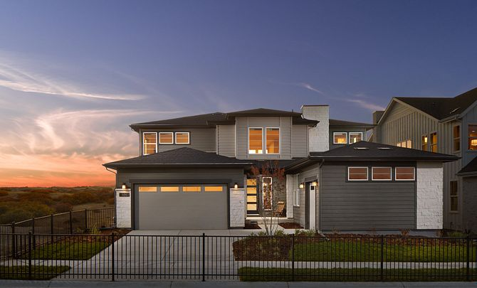 Canyons Luxe Stonehaven Exterior