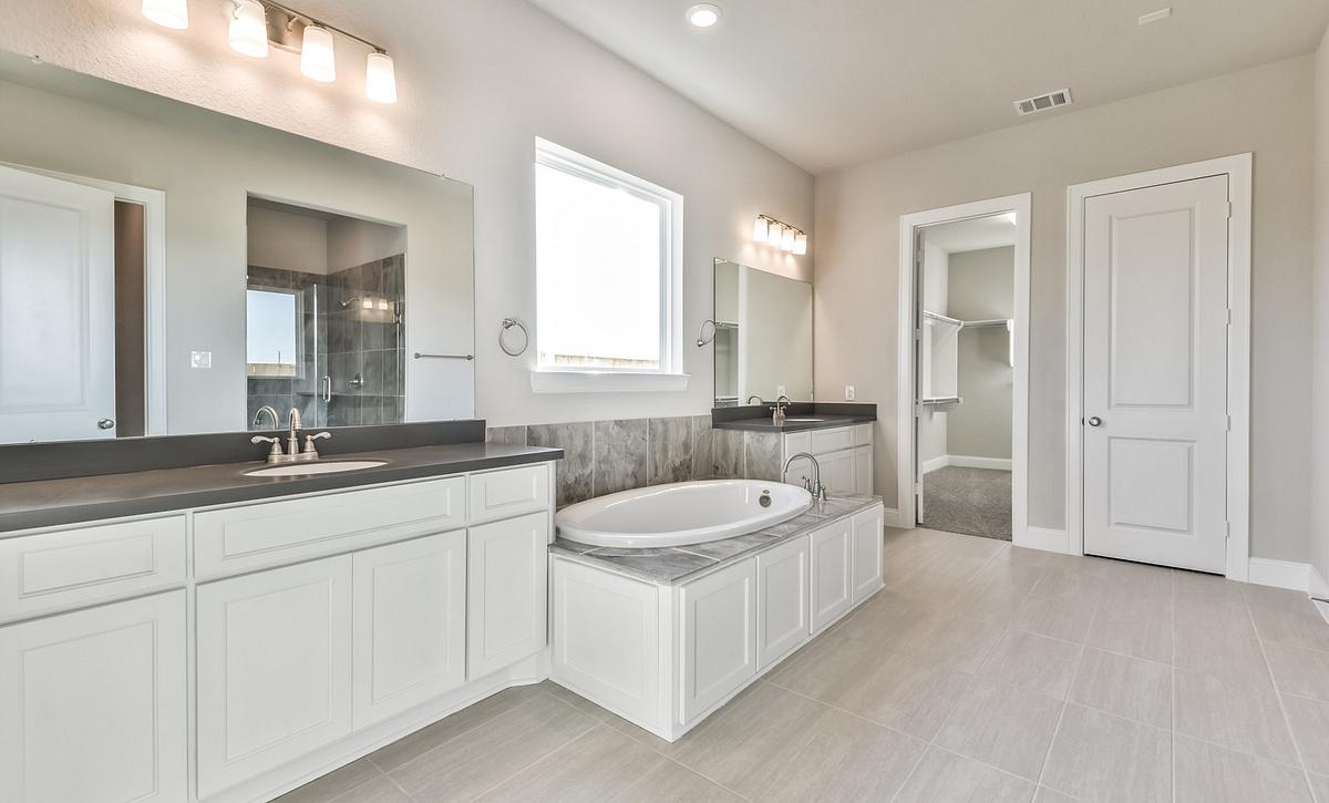 Meridiana 70 Plan 6060 Owner Bath