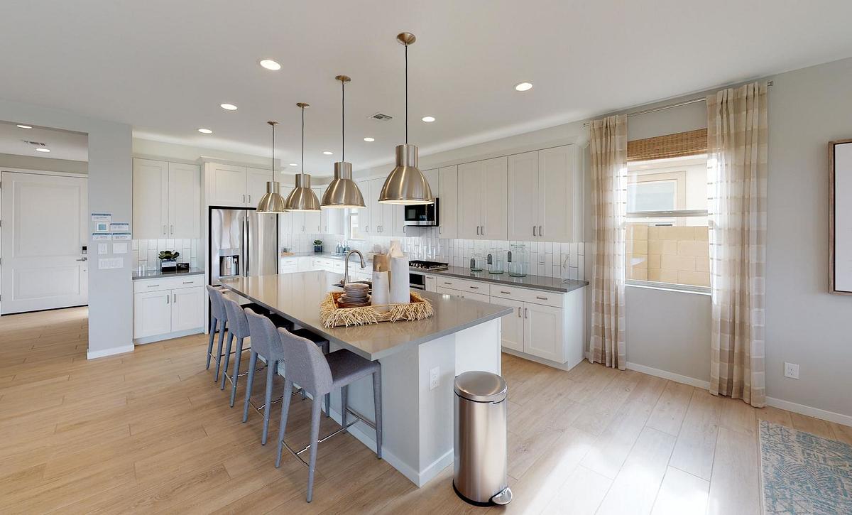 Plan 4026 Kitchen
