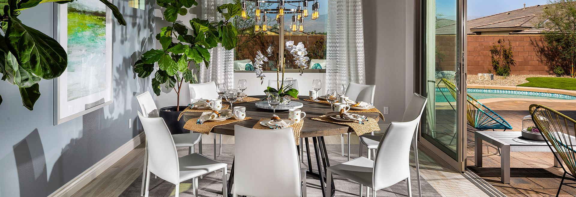 Trilogy Polo Club Proclaim Dining Room
