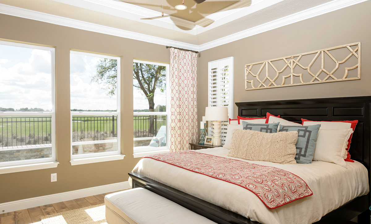 Imagine Plan Master Bed