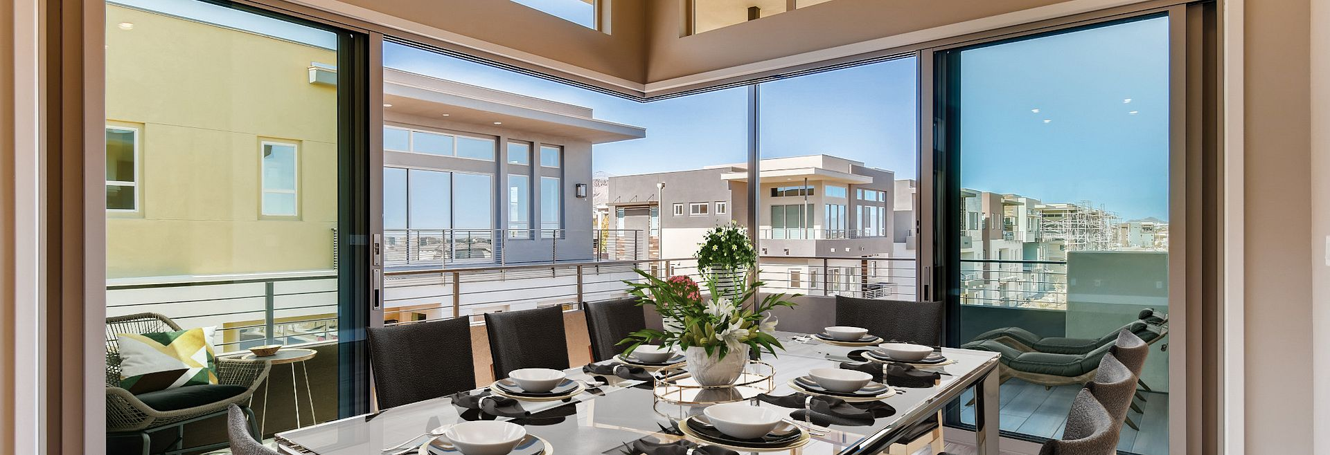 Trilogy Summerlin Apex Dining Room