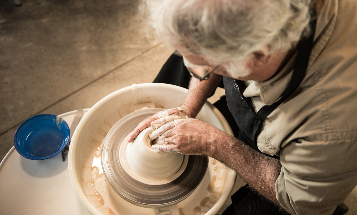 Trilogy Monarch Dunes Homeowner Spinning Pottery