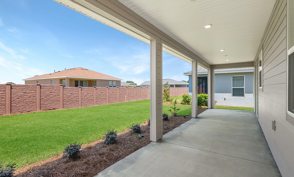 Trilogy at Ocala Preserve Rome Quick Move In Covered Lanai
