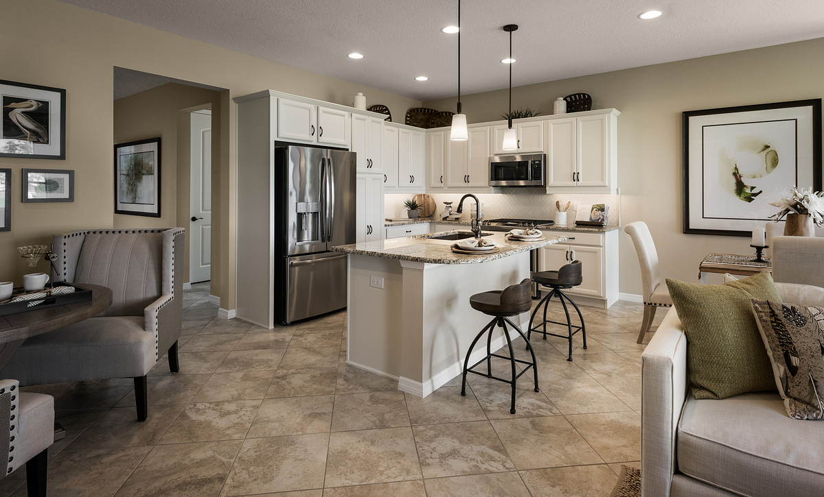 Trilogy at Ocala Preserve Aria Model Home