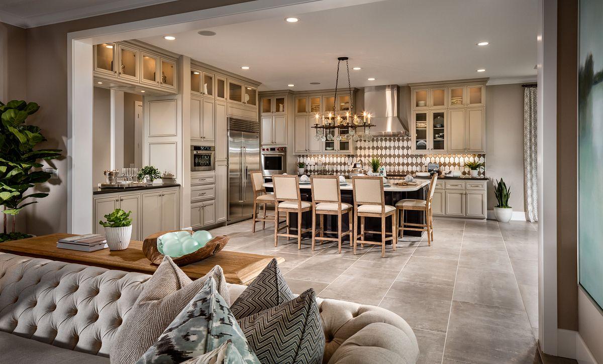 Vista Dorado Plan 5 Kitchen