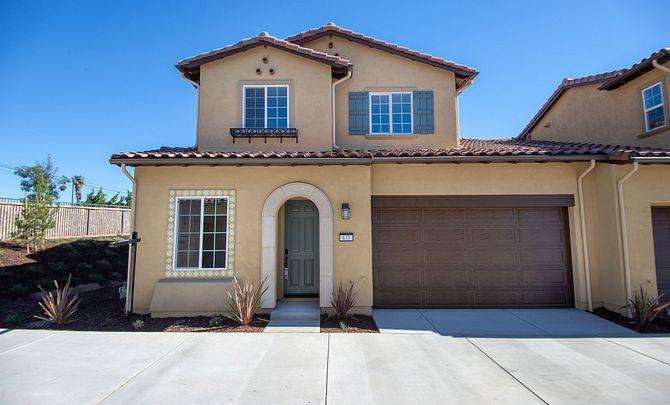 Shea Homes Rice Ranch Sage+ Exterior