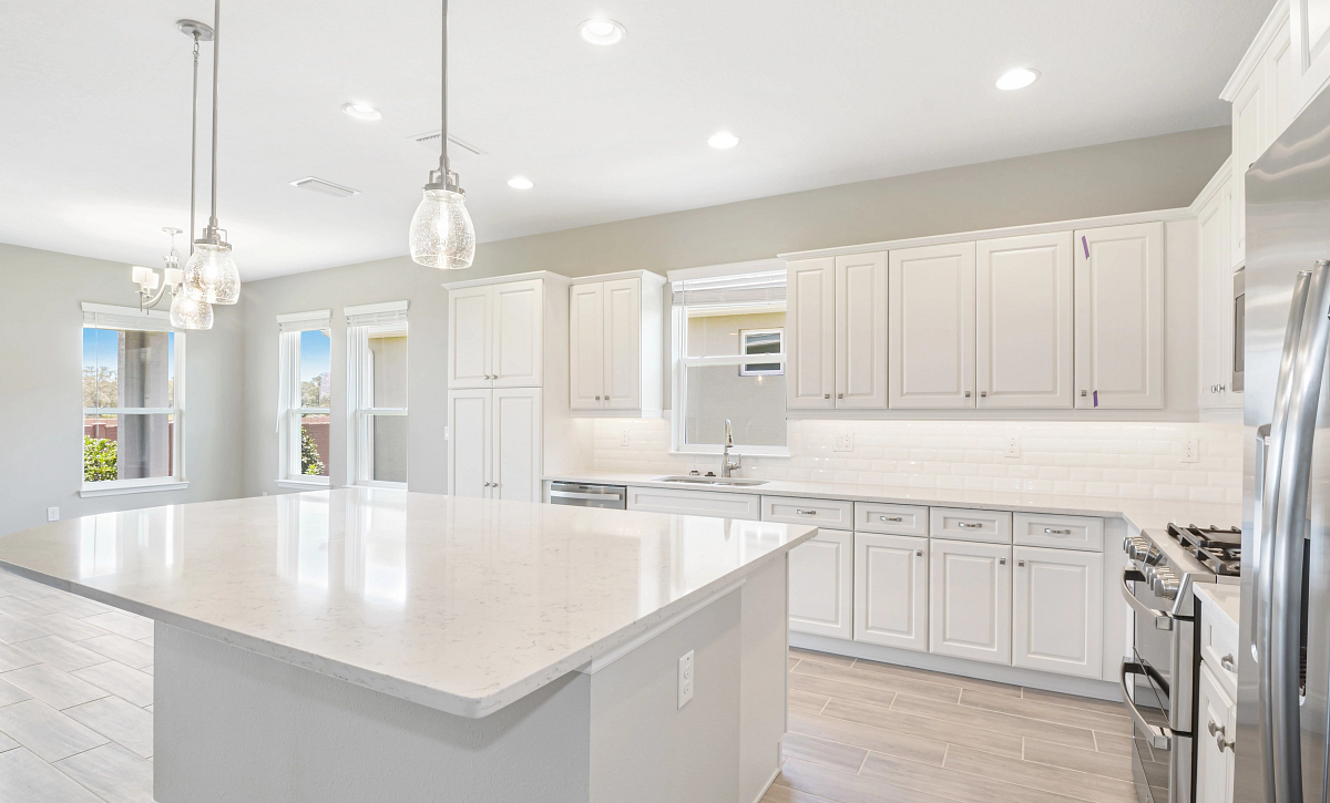 Trilogy at Ocala Preserve Quick Move In Declare Kitchen