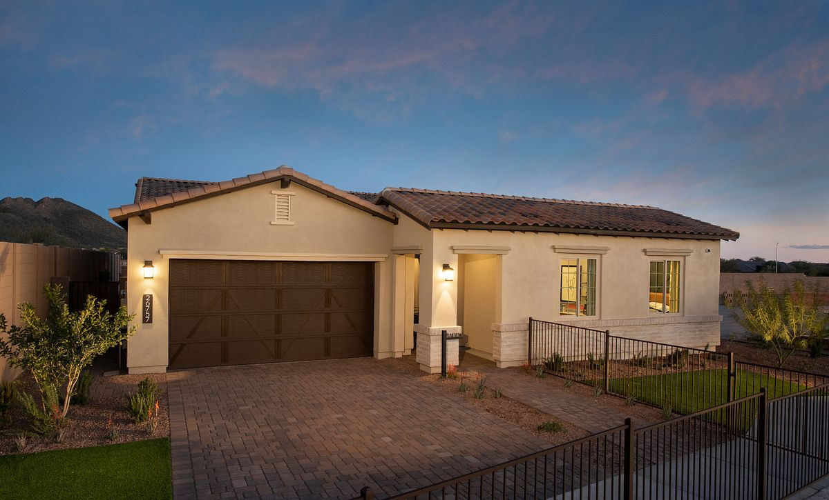 Emblem at Aloravita Plan 5014 Model Exterior