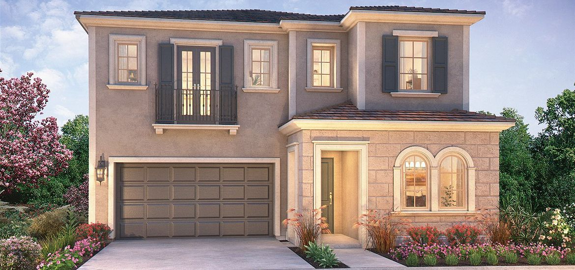 Padova at Orchard_Hills Plan 3 Exterior