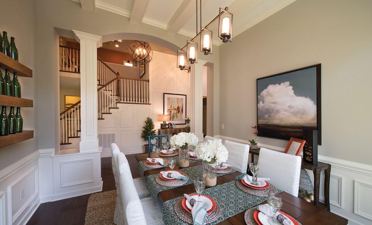 Redwood plan Dining Room