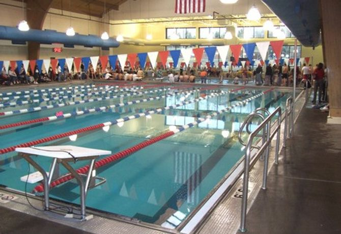 Highlands Ranch Northridge Rec Center Indoor Pool