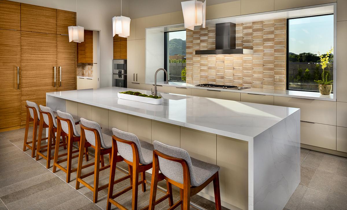 Azure, Residence 1 Kitchen
