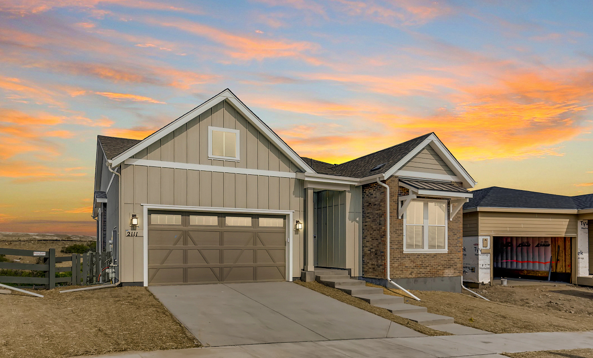 Canyons Reserve Heritage Lot 816 Exterior