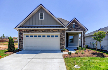 Trilogy Lake Norman Quick Move In Glory Plan Exterior