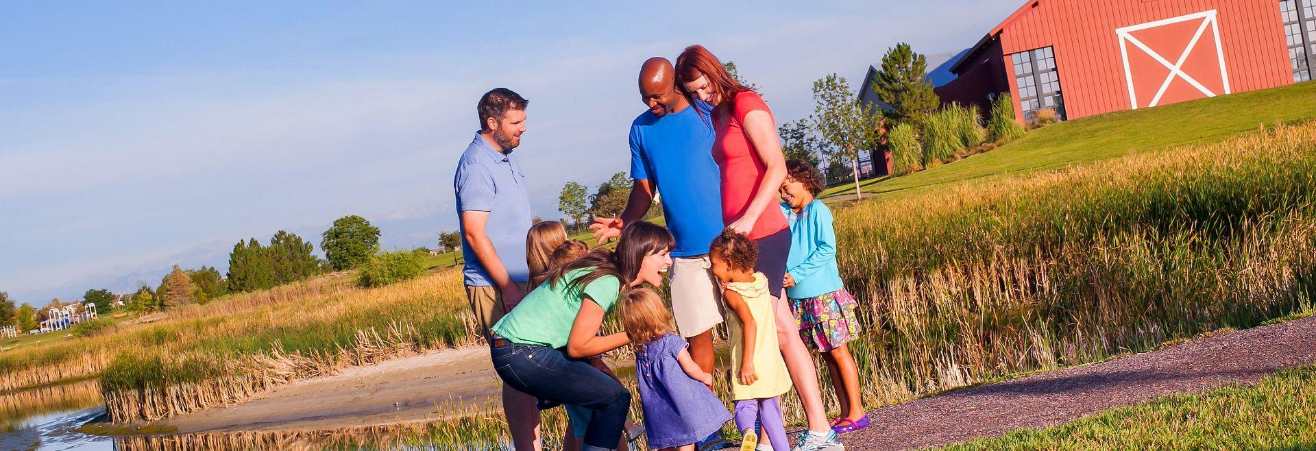 Reunion Community Friends Walking Trails