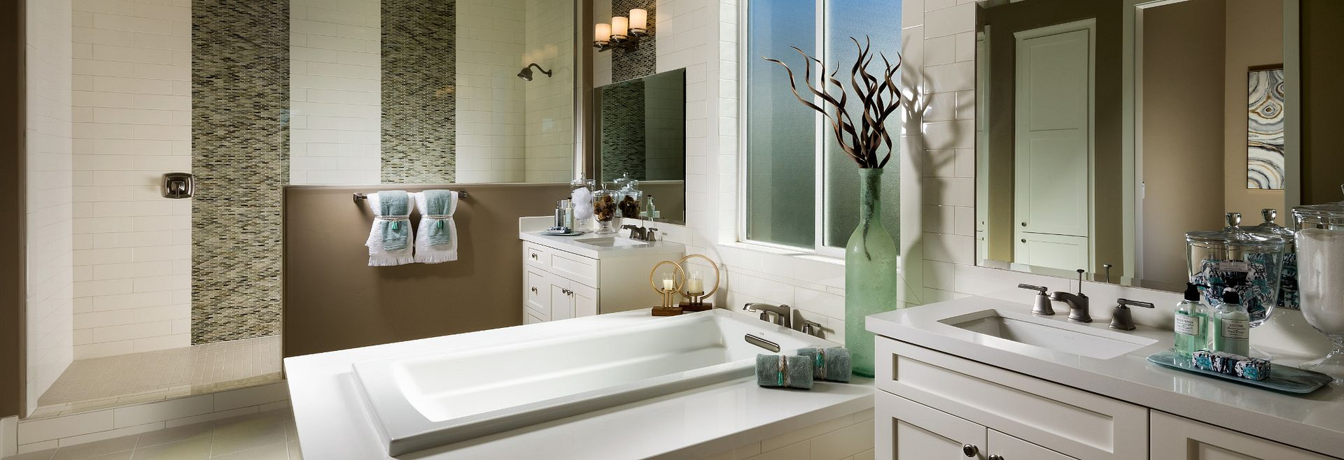 Trilogy Monarch Dunes Riviera Master Bathroom