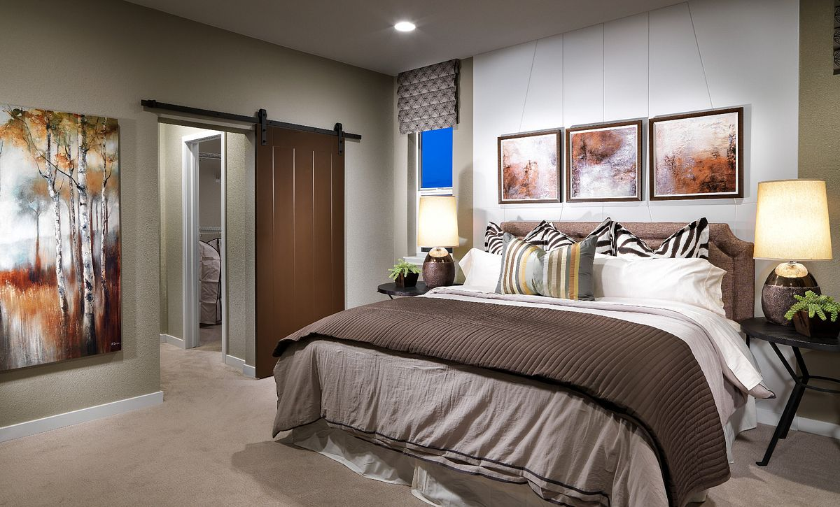 Shea3D Colliers Hill Plan 403 Master Bedroom