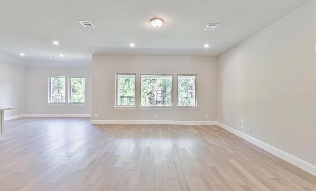 Harper's Preserve Plan 5019 Living Room