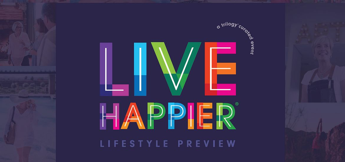 Live Happier LIfestyle Preview Slide