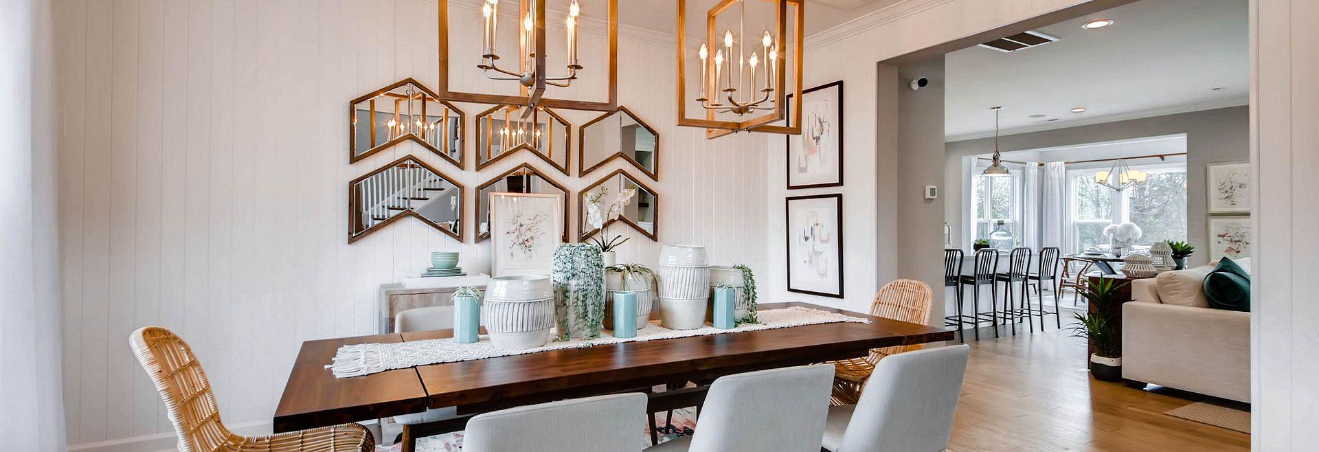 Cambridge Model Dining Room