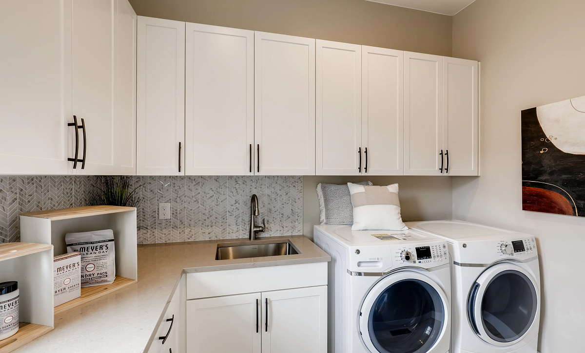 Canyons Retreat Haven Laundry Room