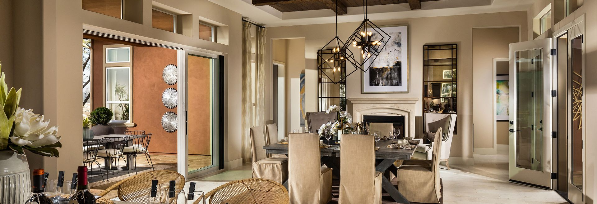 Trilogy Monarch Dunes Dolcetto Dining Room