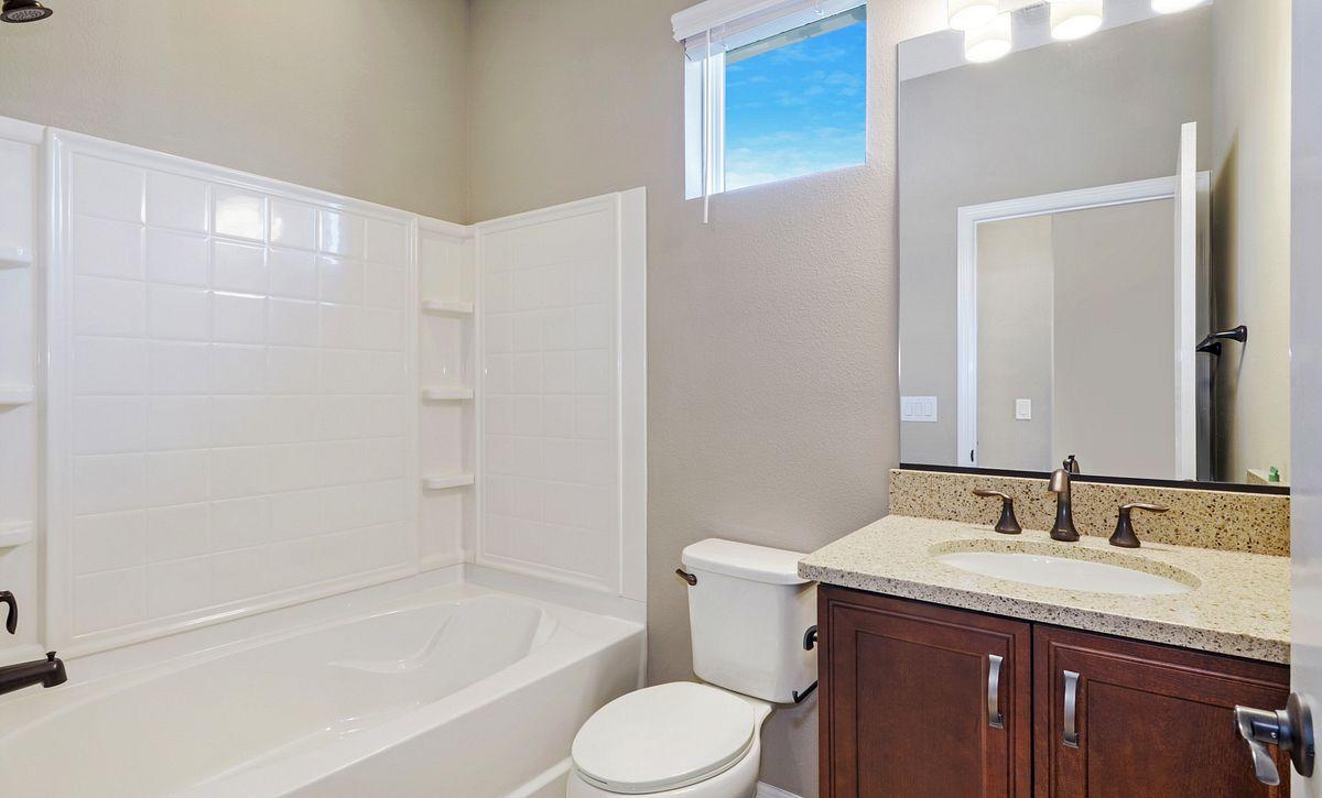 Trilogy at Ocala Preserve Quick Move In Aria Plan  Guest Bath