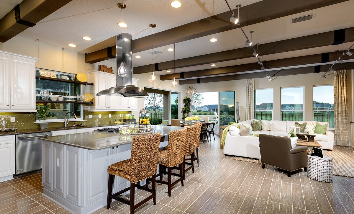 Trilogy Orlando Imagine Plan Kitchen