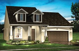 Trilogy Orlando Larkspur Plan Great Room