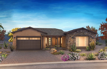Hacienda Ranch Exterior, Color 7