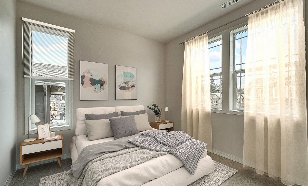 Trilogy Tehaleh Lot 4007 Guest Bedroom