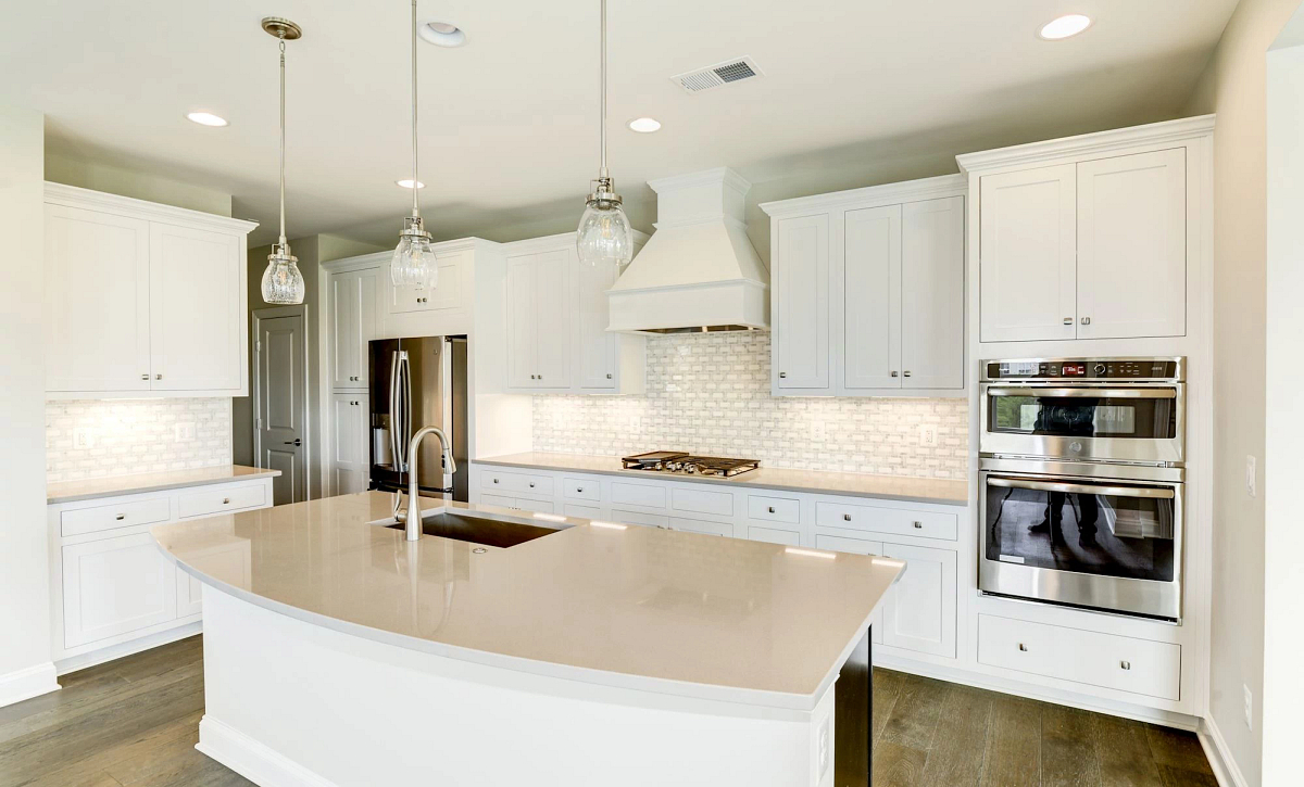 Trilogy at Lake Frederick Quick Move In Home Nice Plan Kitchen