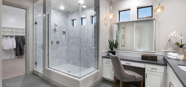 Latitude at Cantilena Plan 8511 Master Bath