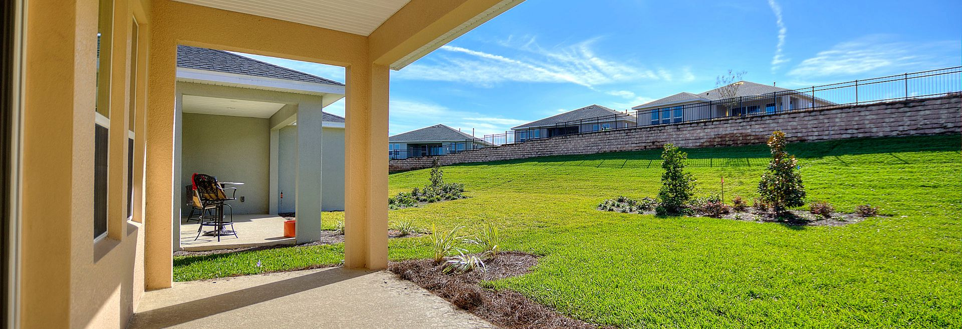 Trilogy Orlando Quick Move In Covered Lanai