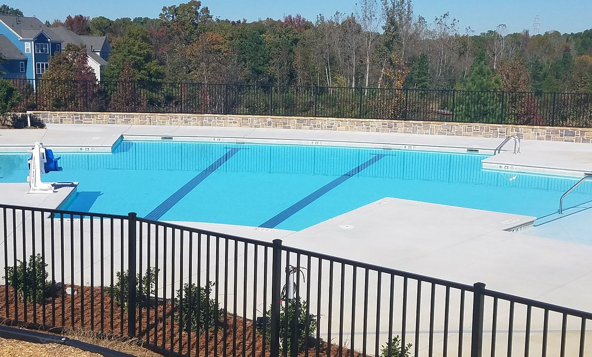 Habersham community pool
